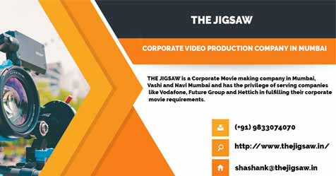 Best Corporate Film Makers Mumbai Navi Mumbai