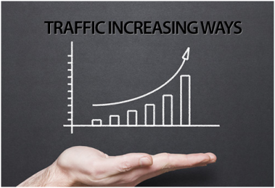 How to get more traffic and likes 1