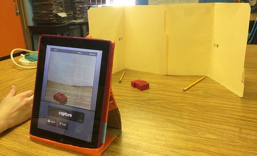Stop Motion Studio on iPad 2