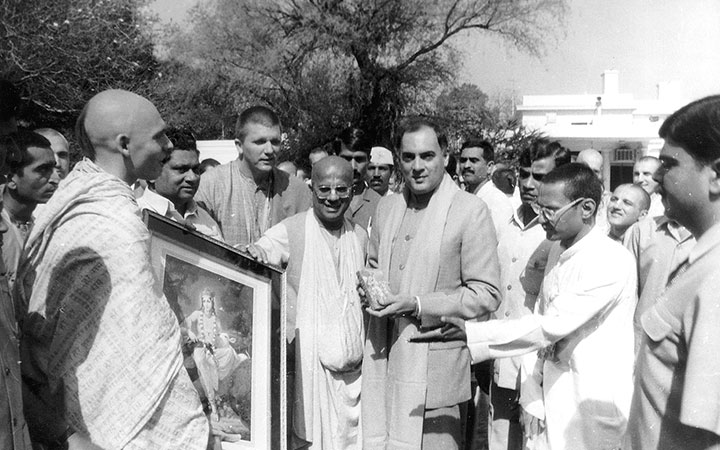 Top Interesting facts about Rajiv Gandhi 1