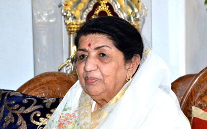 Lata Mangeshkar celebrate 87th birthday 1