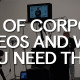 types-of-corporate-videos-and-why-you-need-them