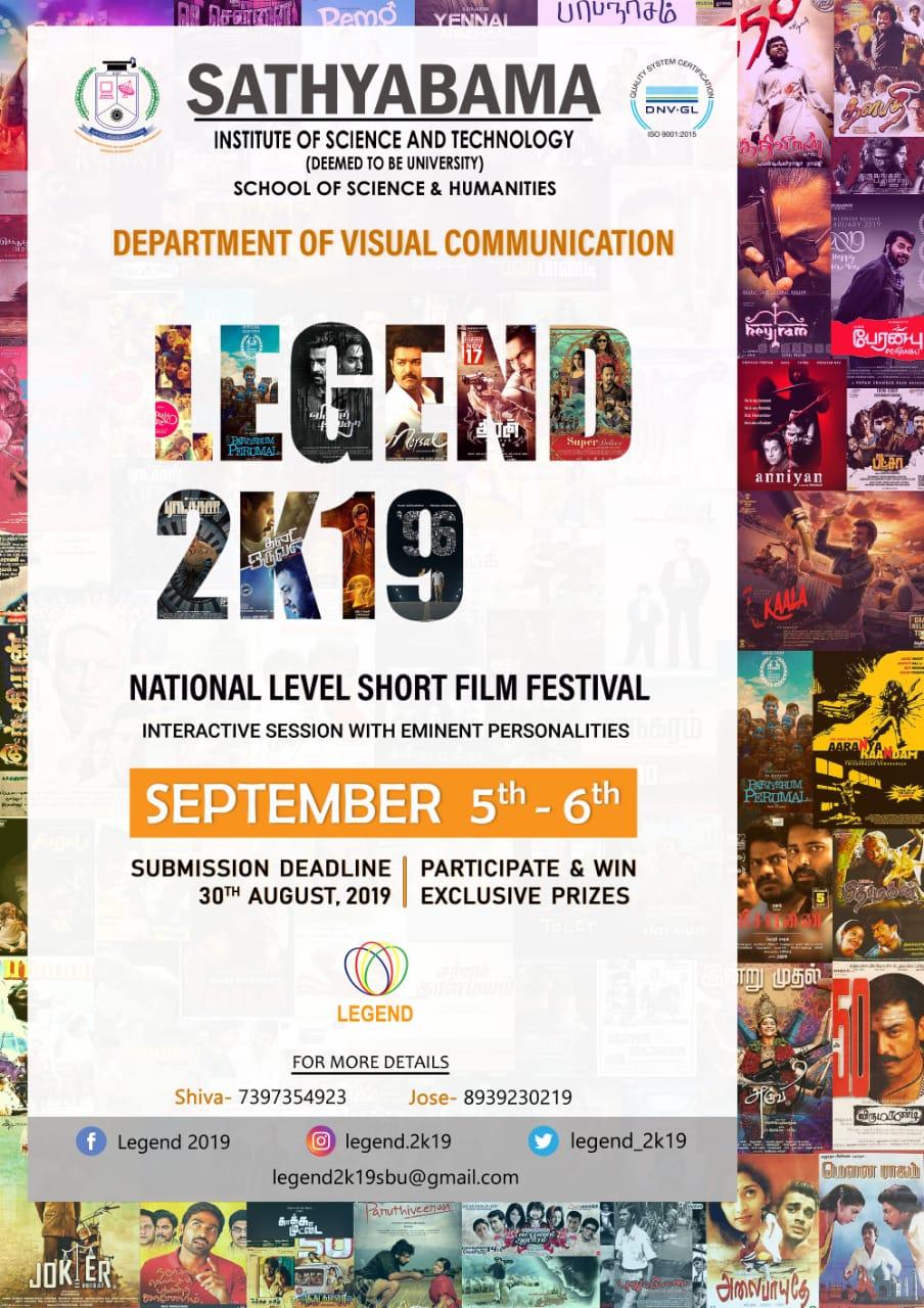 Legend-Short-Film-Festival