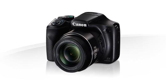 Canon PowerShot SX450HS  Camera
